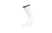Bioracer Deluxe Chaussettes d&#039;hiver blanc